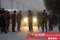 Attack near Afghan interior ministry in Kabul kills one police officer