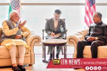 Indian PM Modi meets Malaysian counterpart in Kuala Lumpur