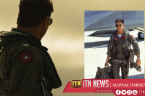 Tom Cruise Shares the First Photo From Top Gun: Maverick