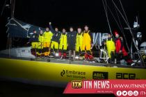 Intense final few miles of Leg 9 as Volvo Ocean Race nears Cardiff