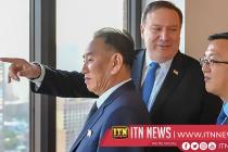 High-level U.S.-North Korea nuclear talks get underway in New York