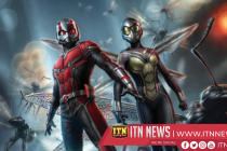 Ant-Man and the Wasp Real heroes. Not actual size.