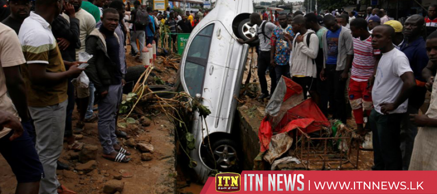 At least 18 killed in Abidjan flooding after heavy rains