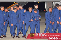 Brazil team arrives in Sochi ahead of World Cup