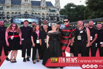 Celebrities attend 25th annual Life Ball in Vienna, Europe's largest AIDS fundraising event