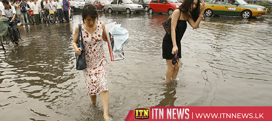 Rainstorms cause flooding, mudslide in China's Guangdong, Yunnan provinces