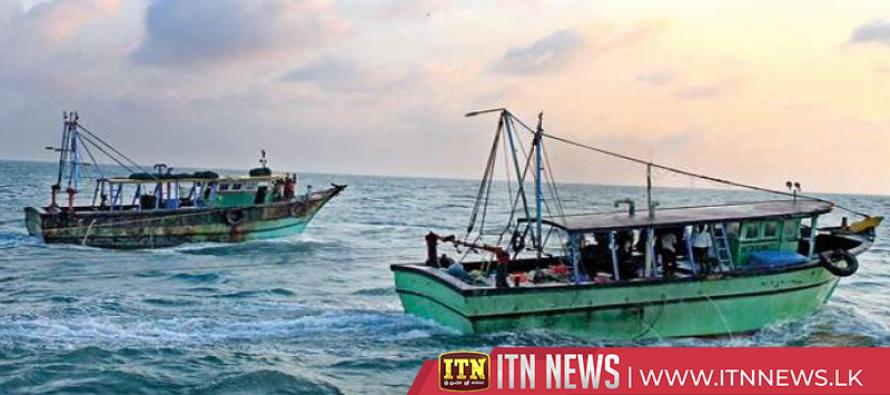சட்டவிரோத மீன்பிடி நடவடிக்கையில் ஈடுபட்ட 22 மீனவர்கள கைது
