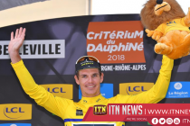 Third in stage gives Impey overall Dauphine lead