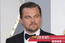 Leonardo DiCaprio shares first-look picture from Tarantino set