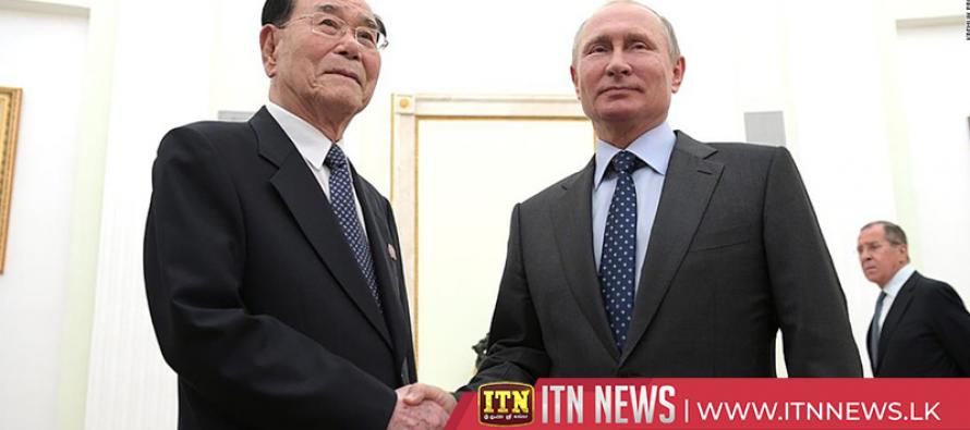 Putin invites North Korea's Kim Jong Un to visit Russia in September
