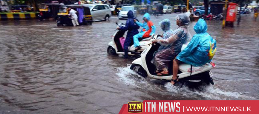 Fresh rainfall brings relief to people in Indian Kashmir