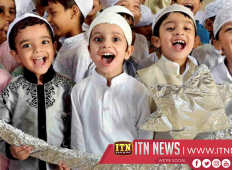Ramadan: Muslims celebrate Eid around the world