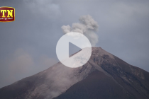 Pray for victims of Guatemala volcano disaster