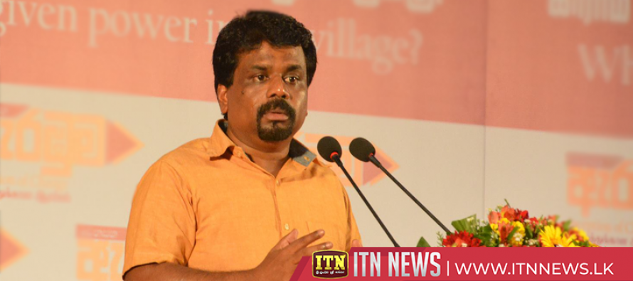 JVP says it is in the process of preventing a war