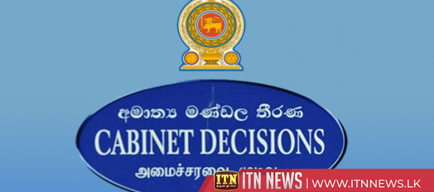Cabinet Decisions