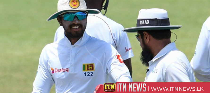 Chandimal pleads not guilty to ball-tampering charge