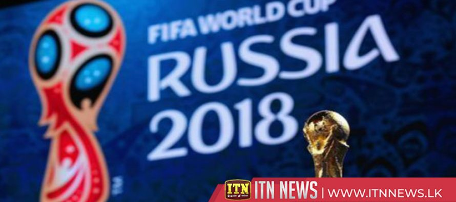 FIFA 2018-இன்று கால்பந்தாடும் அணிகள்.