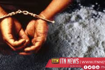 Suspect arrested with 10 kilos of heroin