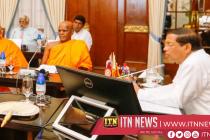 பௌத்த ஆலோசனை சபை கூட்டம் ஜனாதிபதி செயலகத்தில் இடம்பெற்றது