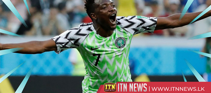 Nigeria Shakes Up Group D With Win Over Iceland