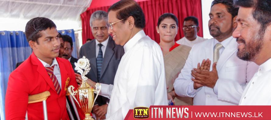 கல்கிசை விஞ்ஞான கல்லூரியின் 40வது ஆண்டு விழா தலைமையில் இடம்பெற்றது.