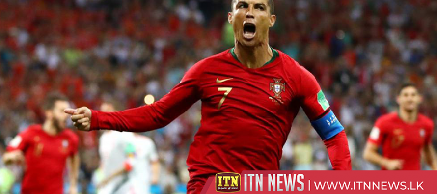 Ronaldo Hat-Trick Helps Portugal Draw 3-3 Against Spain