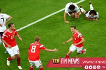 2018 FIFA : රුසියාවට පහසු ජයක්