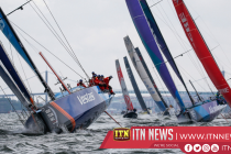 Vestas 11th Hour Racing win Gothenburg In-Port Race