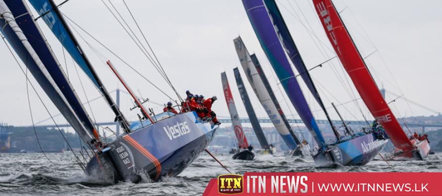 Vestas 11th Hour Racing win Gothenburg In-Port Race