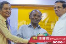 கலாநிதி டபிளியு. ஏ. அபேசிங்ஹவின் விசேட சேவைப் பாராட்டு நிகழ்வு ஜனாதிபதி தலைமையில்