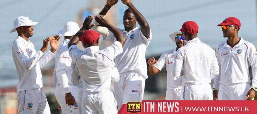 226 ஓட்டங்களினால் முதலாவது டெஸ்டை தனதாக்கியது மேற்கிந்தியா