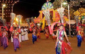 கதிர்காம கந்தனின் ஆடித் திருவிழா