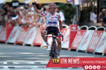 Alaphilippe whizzes to second stage win as Thomas retains yellow jersey