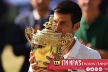 Djokovic beats Anderson to win fourth Wimbledon title