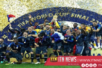 France clinch second World Cup with 4-2 victory over Croatia