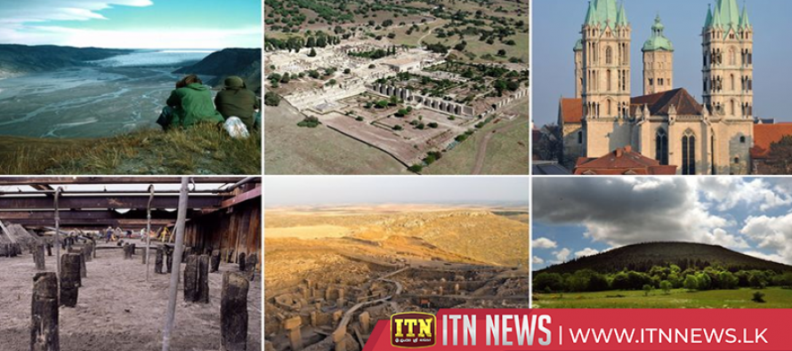 Japan, Saudi Arabia, France sites added to UNESCO World Heritage List