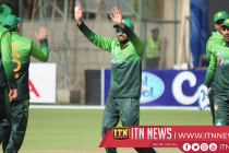 Pakistan defeat Zimbabwe by nine wickets to take unassailable 3-0 series lead