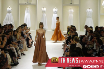 Pared-down Dior collection lifts the veil on Haute Couture