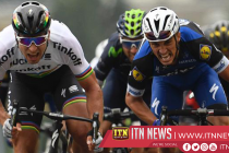 Sagan takes stage two and overall lead of Tour de France