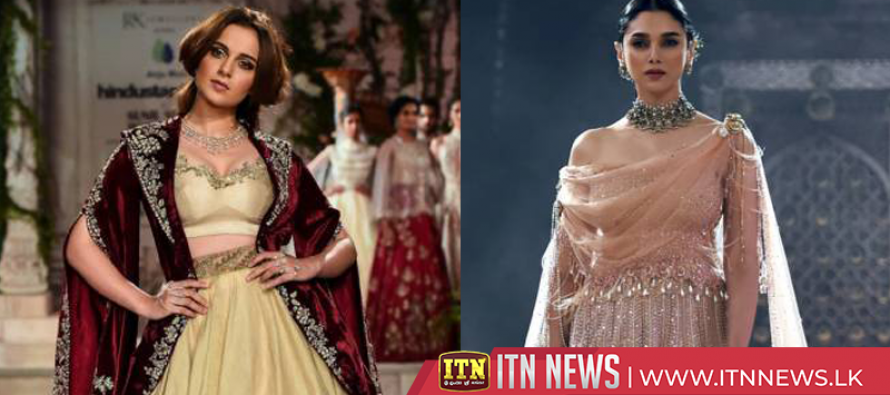 Bollywood actresses dazzle in bridal couture in New Delhi