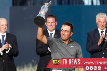 Molinari wins Open to become Italy's first major champion