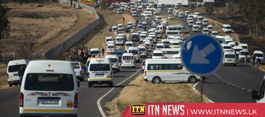 Eleven taxi drivers shot dead in South Africa on return from funeral