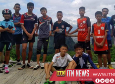 In search of Thai Footballers trapped in a cave