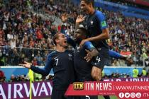 France beat Belgium 1-0 to reach World Cup final
