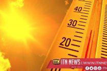 Heat index Advisory