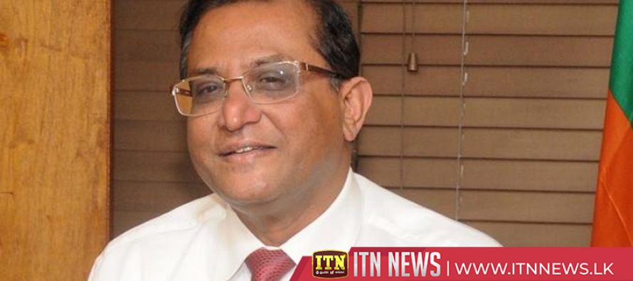 Udaya R. Seneviratne assumes office as the President's Secretary