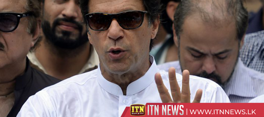 Imran Khan claims victory amid rigging claims