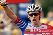 Frenchman Demare takes Tour stage win as Thomas retains yellow jersey