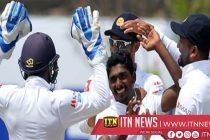 தென்னாபிரிக்கா தனது முதலாவது இன்னிங்சில் 126 ஓட்டங்கள்