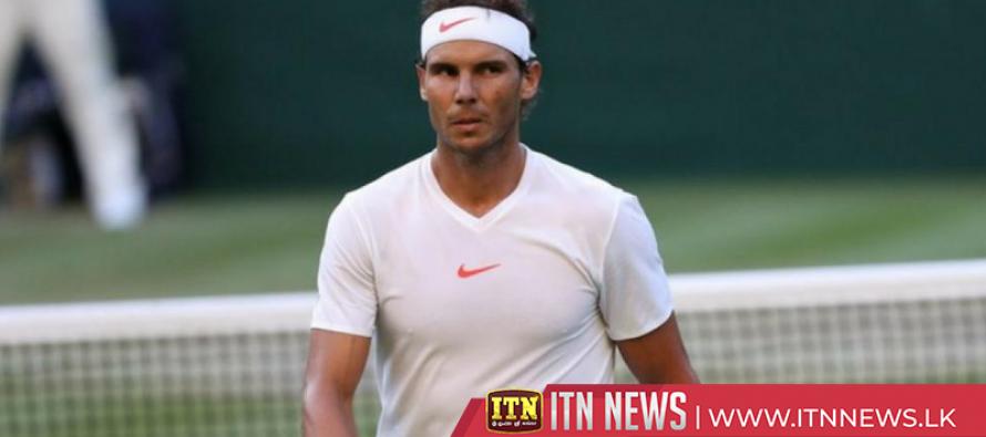 Nadal battles past Del Potro to reach Wimbledon semis